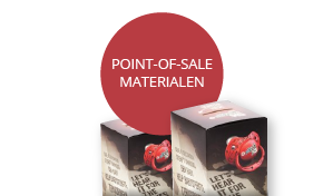 Point-of-sale materialen